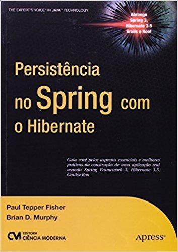 Persistencia No Spring Com O Hibernate