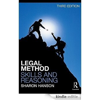 Legal Method, Skills and Reasoning [Kindle-editie]