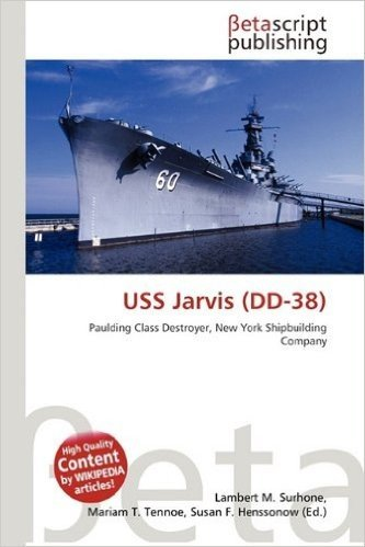 USS Jarvis (DD-38)