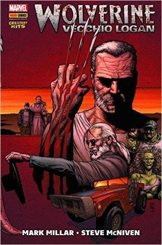 Vecchio Logan. Wolverine