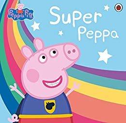 Peppa Pig: Super Peppa! (English Edition)