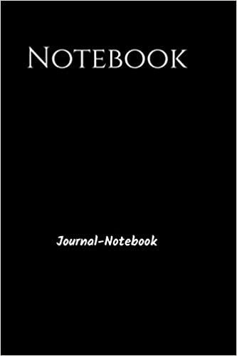 Notebook: Lined Notebook / Journal Gift, 120 Pages, 6x9, Soft Cover, Matte Finish, Journal-Notebook, move your pen