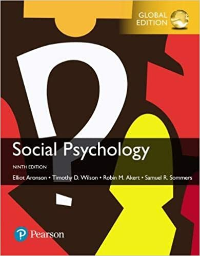Social Psychology plus MyPsychLab with Pearson eText, Global Edition, 9/E