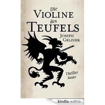 Die Violine des Teufels: Thriller [Kindle-editie]