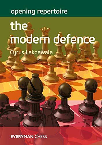 Opening Repertoire: The Modern Defence (English Edition)