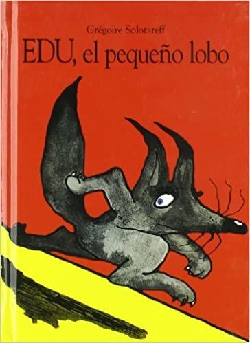 Edu, El Pequeno Lobo (CORIMBO CASTILLAN)