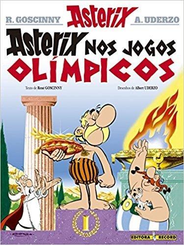 Asterix - Asterix Nos Jogos Olímpicos - Volume 12