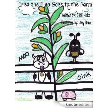 Fred the Flea Goes to the Farm (English Edition) [Kindle-editie]