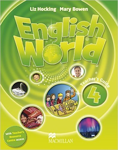 English World: Teacher's Guide & Webcode Pack Level 4