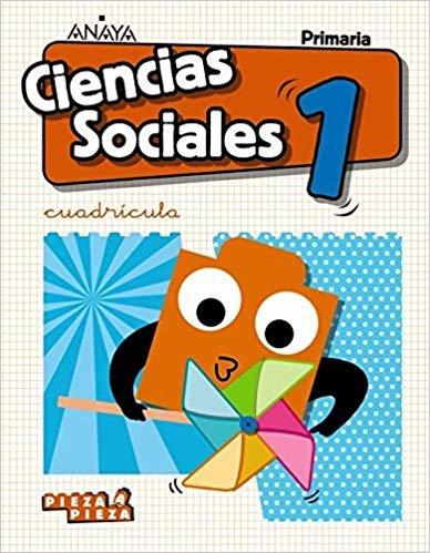 Ciencias Sociales 1. Cuadrícula. (Pieza a Pieza)