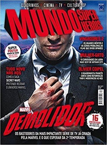 Demolidor - Série Mundo dos Super-heróis