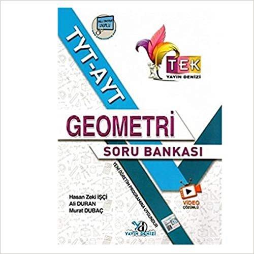 Tyt Ayt Tek Video Çözümlü Soru Bankası Geometri Yayın Denizi Yayınları