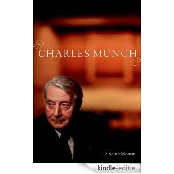 Charles Munch [Kindle-editie]