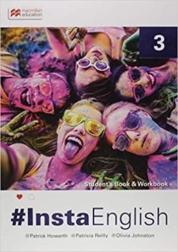 #InstaEnglish 3: Student's Book & Workbook