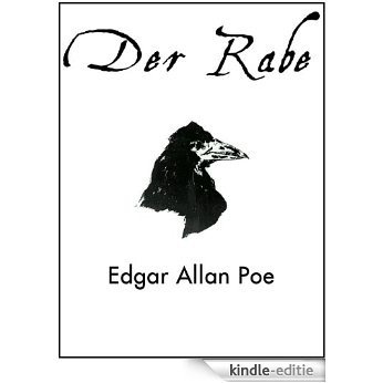 Der Rabe - Ein illustriertes Gedicht in 13 Versionen (German Edition) [Kindle-editie]