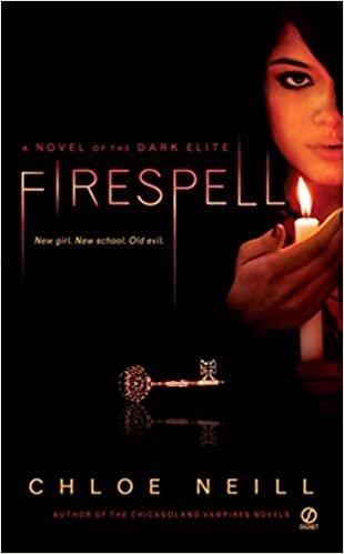 Firespell (Dark Elite Novels)