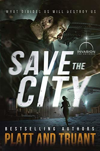 Save the City (Save the Humans Book 1) (English Edition)
