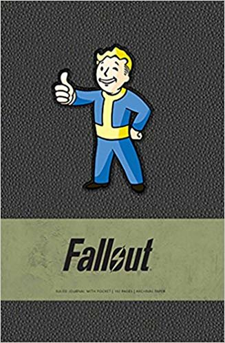 Fallout Hardcover Ruled Journal (Insights Journals)