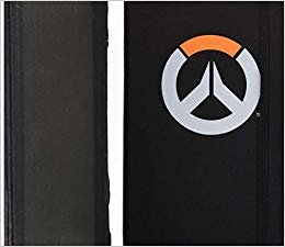 OVERWATCH HARDCOVER RULED JOURNAL (Insights Journals)
