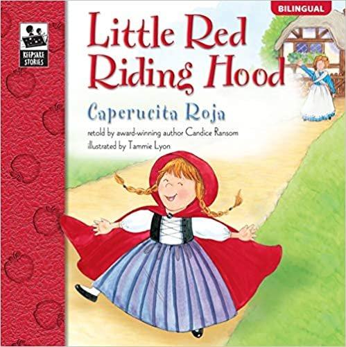 Little Red Riding Hood/Caperucita Roja