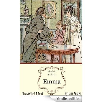 Emma: The Jane Austen Illustrated Edition [Kindle-editie]