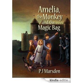 Amelia, the Monkey and the Magic Bag (English Edition) [Kindle-editie]