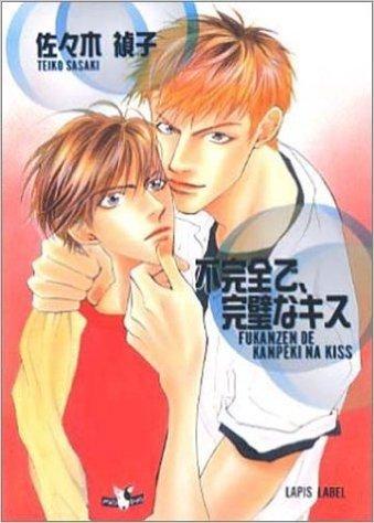 不完全で、完璧なキス (ラピス文庫)