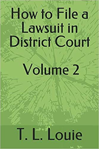 How to File a Lawsuit in District Court