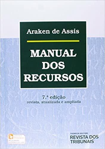 Manual dos Recursos - 07 Edição