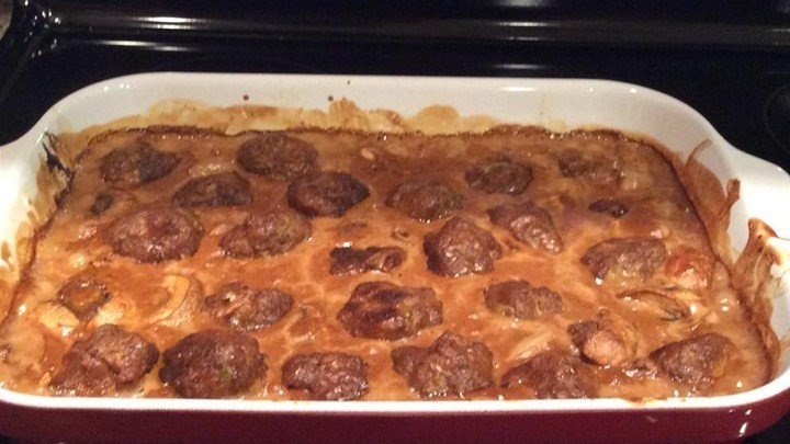 Smothered Meatballs download