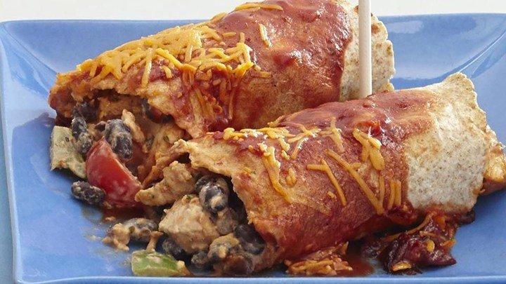 Healthier Chicken Enchiladas I download