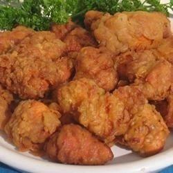 Fried Chicken Chunks (Chicharrones De Pollo) Dominican