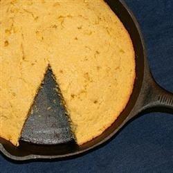 Healthier Grandmother's Buttermilk Cornbread
