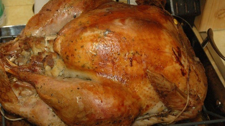Easy Herb Roasted Turkey download