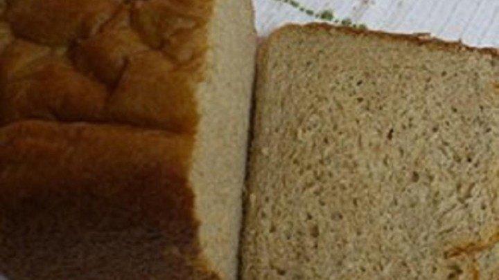 Bread Machine Almond Bread