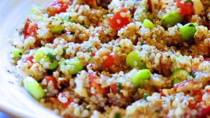 Balsamic and Herb Quinoa Salad download