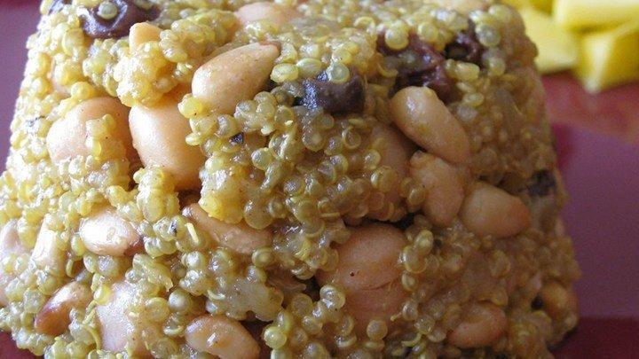 Spiced Quinoa download