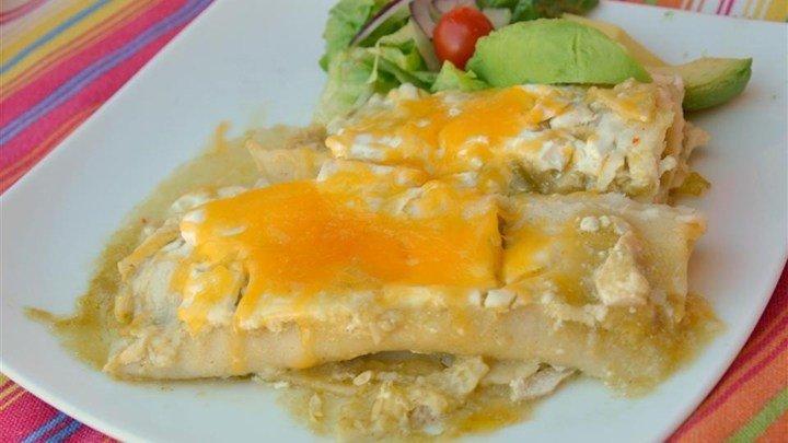 Linda's Enchiladas (Revised) download