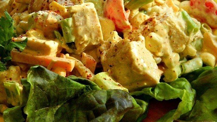 Kiki's Mexican Chicken Salad download