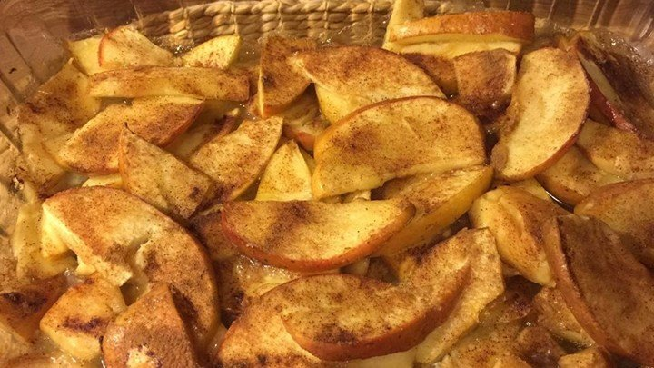 Baked Apple Slices download