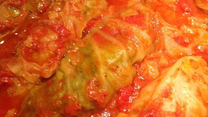 Halupki (Stuffed Cabbage) download