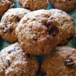 Oatmeal Raisin Cookies X download