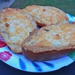 Best Ever Cheese Bread