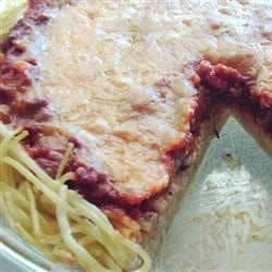 Beef and Spaghetti Pie download