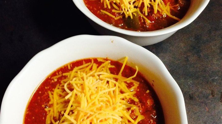 Slow Cooker Turkey Chili download