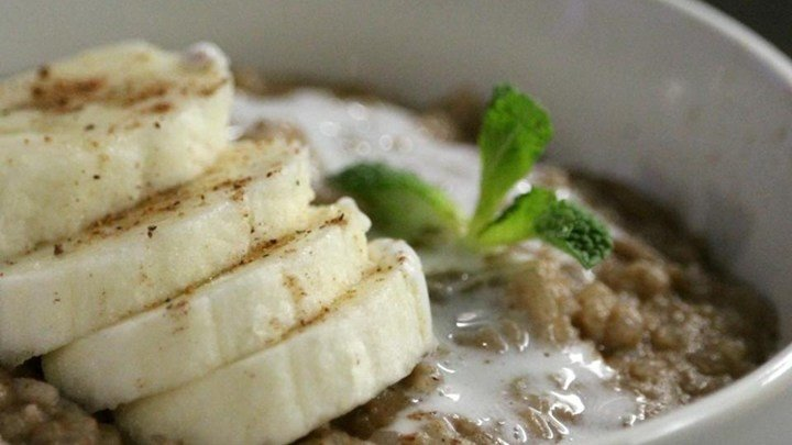 Coconut and Cinnamon Rice Cereal
