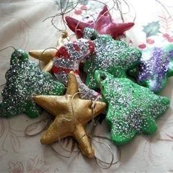 Dough Ornament Recipe download