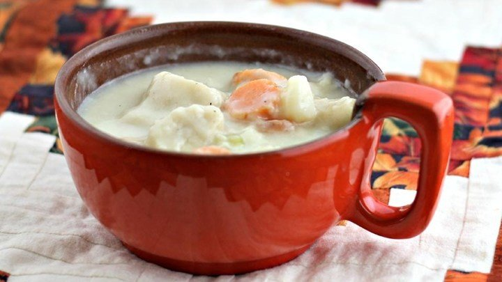 Cheesy Potato Knipla Soup download