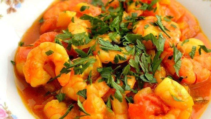 Prawns Curry download
