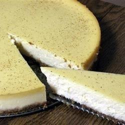 Kim's Eggnog Cheesecake download